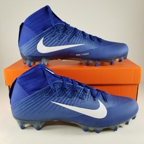 5ef1fac6607 Nike Vapor Untouchable 2 CF Football Cleats Blue